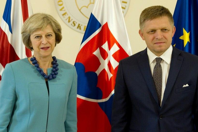 Ida-Euroopa vetostab Brexiti?