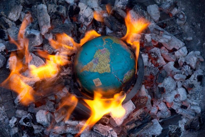 Kanada teadlased: inimkond kaob 95% tõenäosusega 2710. aastaks
