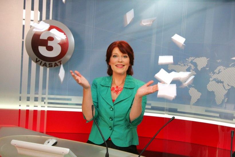 Annely Adermann: olen 20 teleaasta jooksul ikka nutnud ka