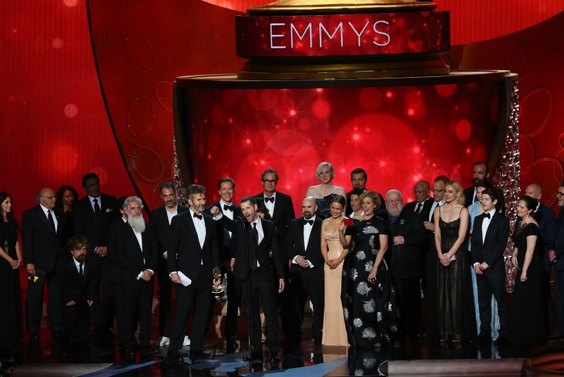 """""""Troonide mäng"""" purustas Emmyde rekordi"""