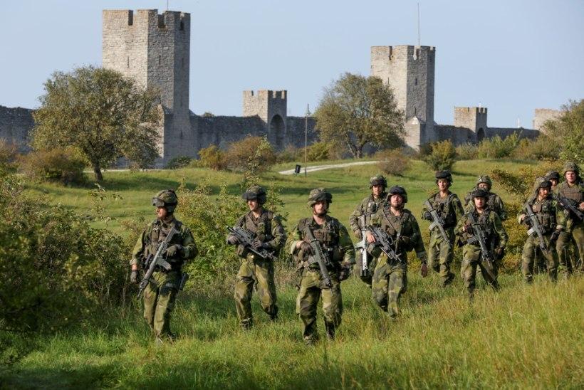 Rootsi luure osutab Vene sõjalisele ohule