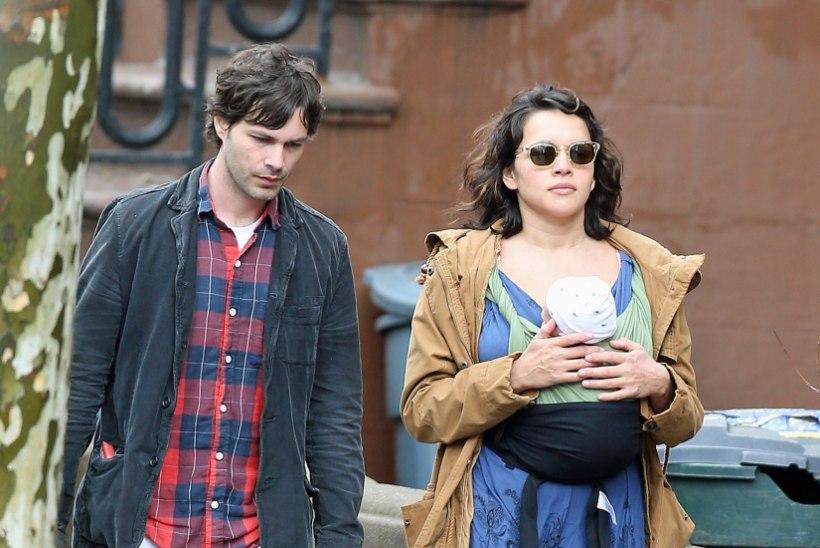 Norah Jones on salamisi kaks last saanud - kuid kes on isa?!