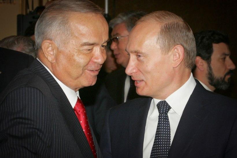 Saladuseloor langes: Usbekistani riigipea on surnud