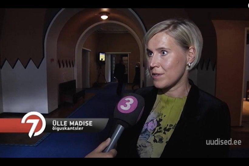 TV3 VIDEO | Õiguskantsler Ülle Madise: Eesti on liikumas käsu- ja keelu ühiskonna suunas