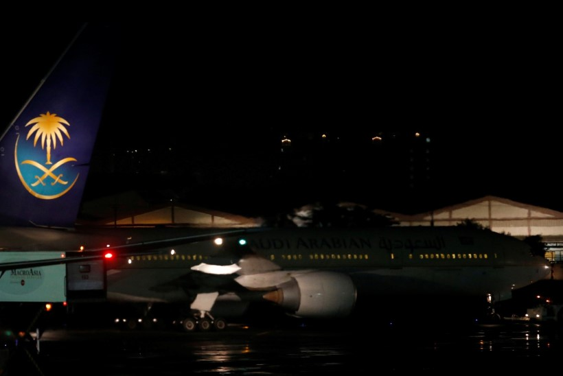 INIMLIK EKSITUS? Saudi Araabia reisilennuki piloot vajutas kaaperdamise nupule