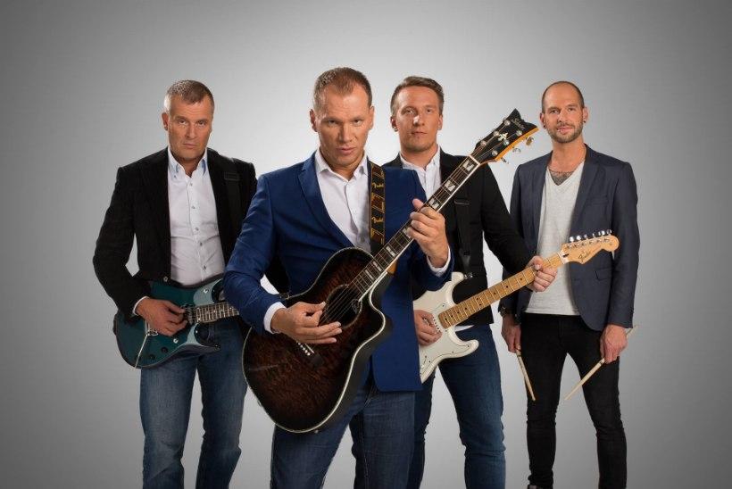 """Uus tegija Eesti muusikataevas: Olavi Otepalu bänd esitles esimest singlit """"Suurlinna tuled"""""""