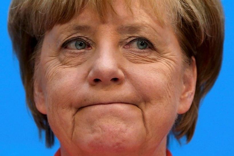 Merkel tunnistab, et kahetseb avatud uste poliitikat