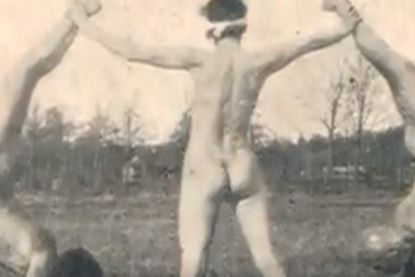 Eesti kuulsaima nudisti lapselaps: meie peres pole kunagi alasti keha peljatud