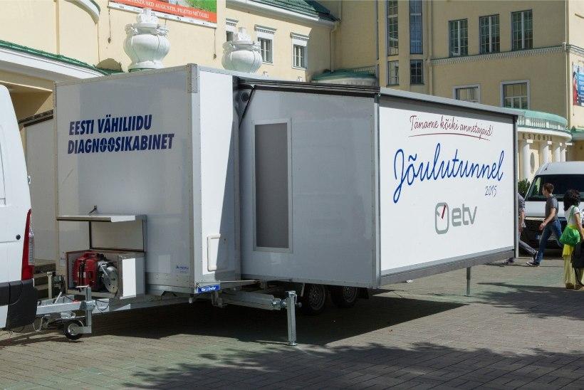 Mobiilne meestearsti kabinet alustab tööd uuel nädalal Narvas