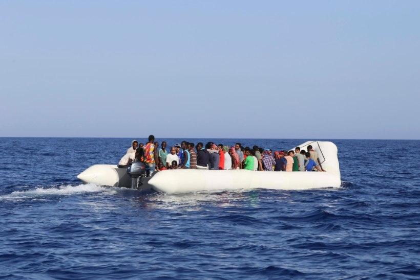 Egiptuse rannikul läks ümber põgenikelaev, mitukümmend inimest on uppunud