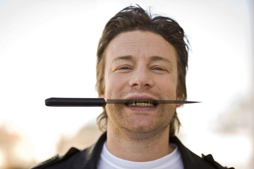 Jamie Oliver: pean vist kastreerimisele minema!
