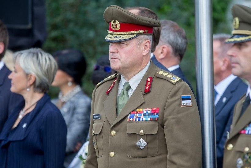 Eestisse võib saabuda Ühendkuningriigi raskesoomusüksus