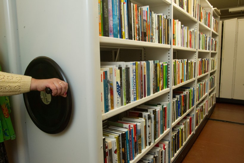 UUS SEADUS: raamatukogudesse läheb vähem säilituseksemplare, kogutakse ka digitaalset algmaterjali