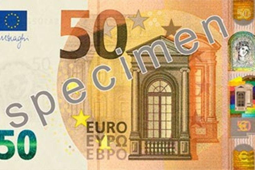 50euroste kasutuselevõtuks tuleb uuendada rahakäitlusseadmeid