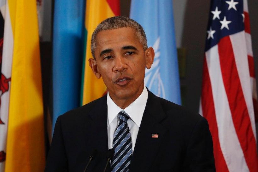 OBAMA ÜROs: 50 osariigil tuleks vastu võtta 360 000 pagulast!