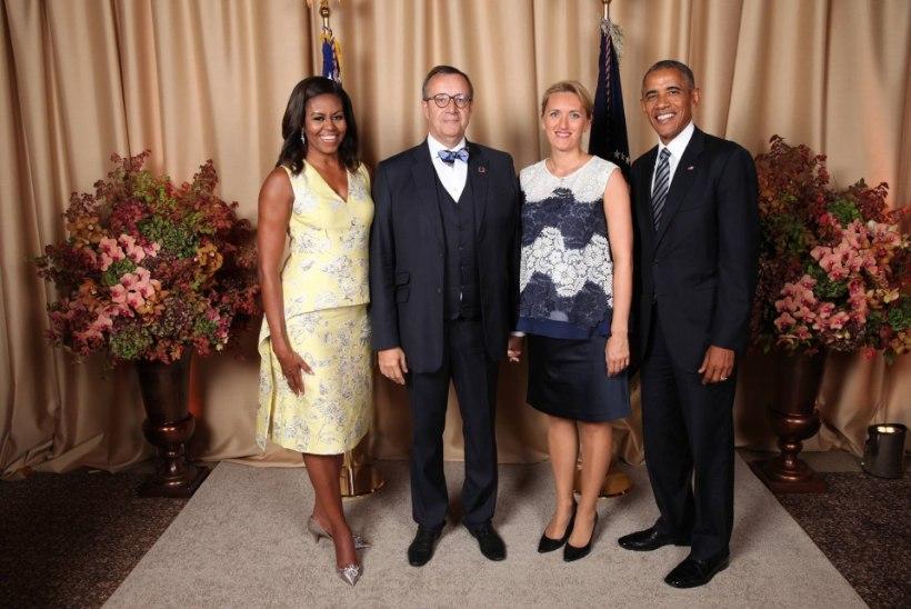 FOTOUUDIS   Eesti ja USA esipaarid kohtusid viimast korda