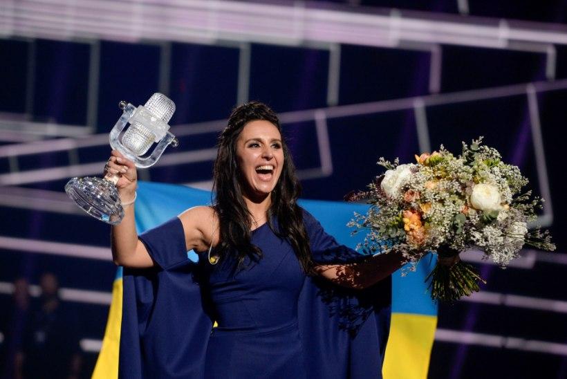 TRAAGIKA JA VALU | Eurovisioni võiduloole vändati video