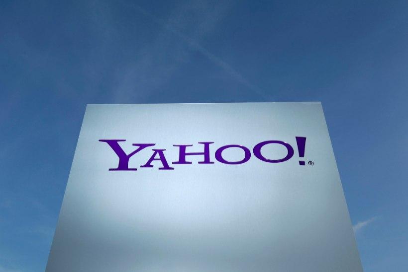 Yahoo teatas suurest andmevargusest