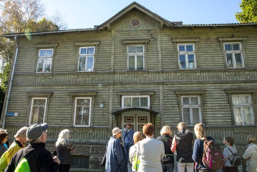 AJALOOLANE JAAK JUSKE: Tallinna tegelik turismimagnet on puitasumid!