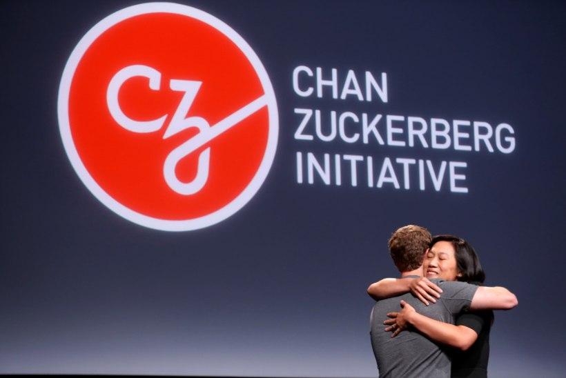 Zuckerberg ja Chan kavatsevad tõrjuda aastaks 2100 kõik haigused