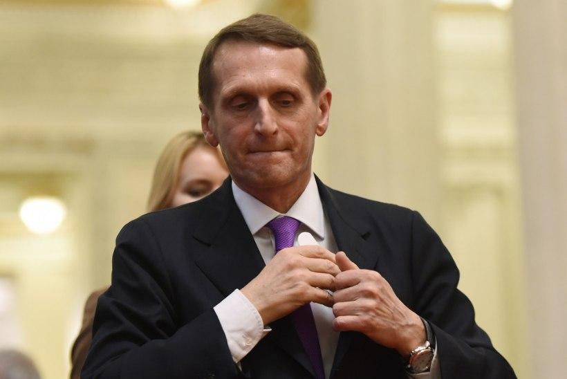 Putin määras Venemaa senise parlamendispiikri välisluure juhiks