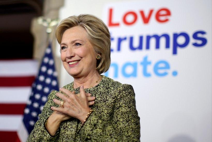 Vandenõuteooria: Hillary Clintonit asendab teisik