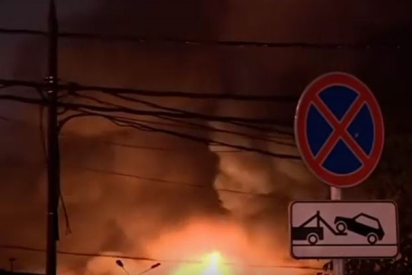 Moskvas hukkus tulekahju kustutamisel kaheksa päästjat