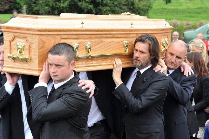 Jim Carrey: Cati traagilist lõppu poleks keegi suutnud ennetada
