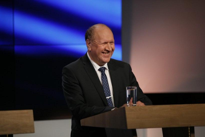 """Presidendikandidaat Helme: """"Peame tagama selle, et meile ei tuleks pooluppunud inimesed Vahemerelt."""""""