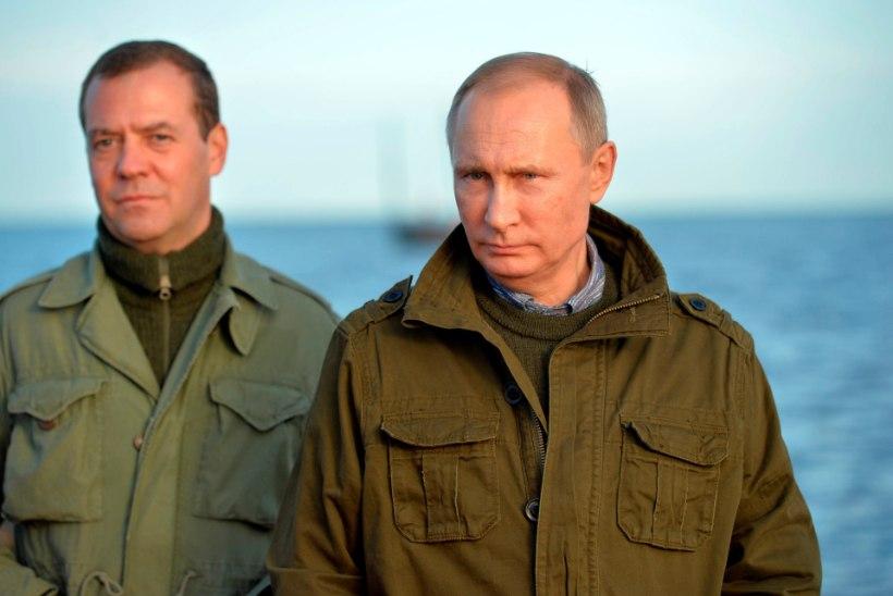 VEEBIPÄEVIK: õige Putin kadus aastaid tagasi