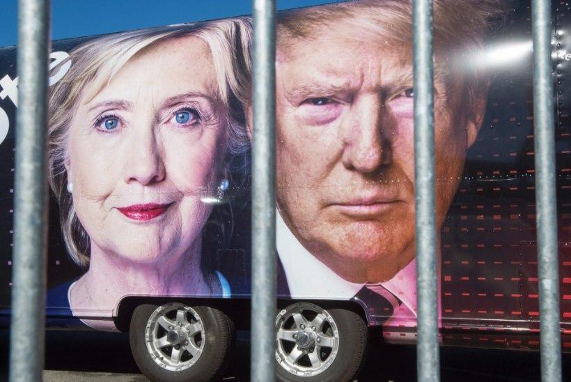 Läheb põnevaks: Clinton ja Trump võtavad mõõtu esimesel teleduellil
