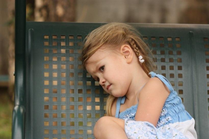 Last kimbutab kasvuvalu - mida teha?