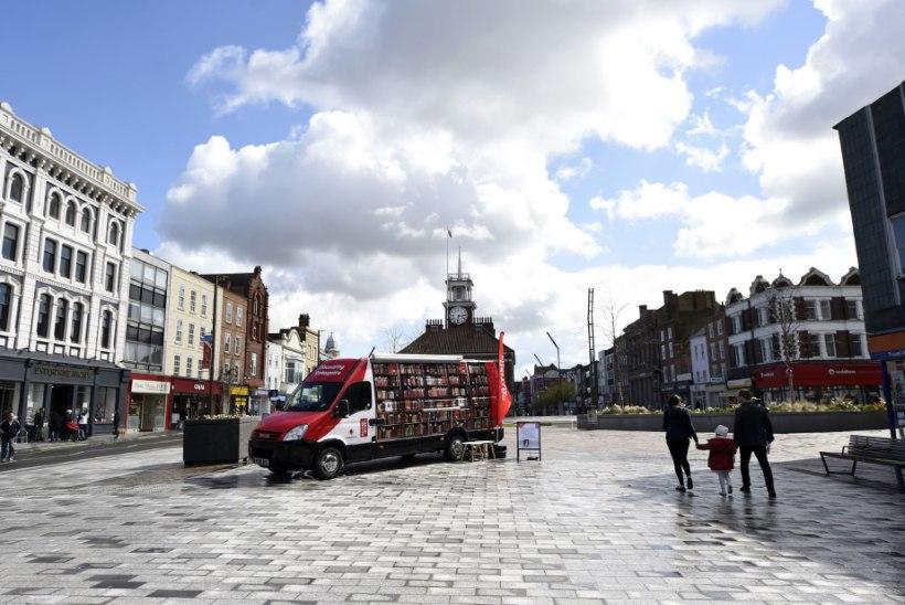 SALAPÄRANE: Inglismaa kirdeosas avastati 250 aasta vanune maa-alune tänav