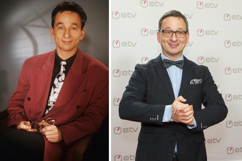 GALERII | ENNE JA NÜÜD: vaata, millised olid Eesti telenäod karjääri alguses!