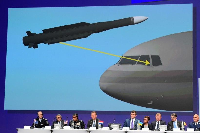 Uurimiskomisjon: MH17 tulistati alla mässuliste alalt