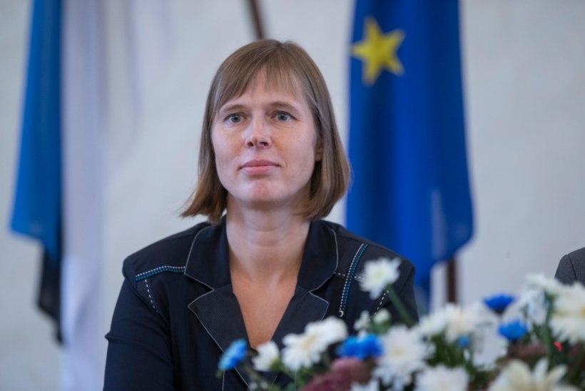 Kersti Kaljulaid kandideerib presidendiks: See otsus on tehtud minu eest. Ei ole tagasiteed.