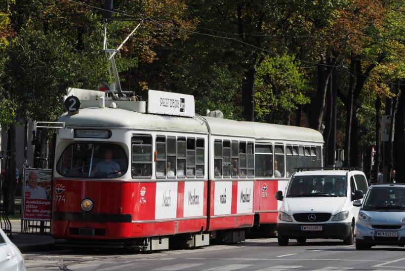 Viinis läksid türklased ja tšetšeenid kaklema, trammi alla jäi serblane
