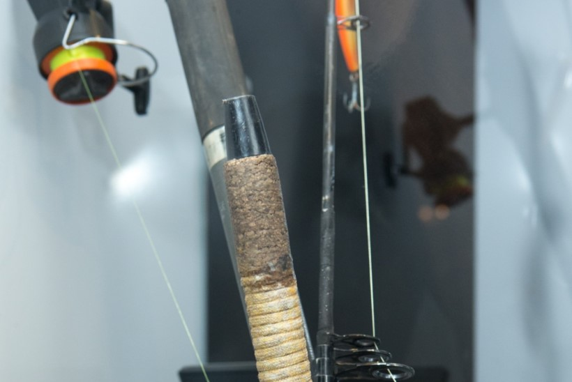 ERMi värskeimad eksponaadid: kalapüügivarustus ja ärkamisaegsed T-särgid