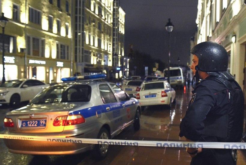 Moskvas rööviti hoiupanka