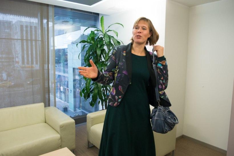 Kersti Kaljulaidi stiilispikker