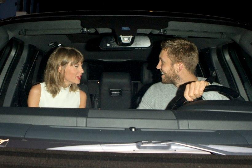 KIBESTUNUD EKSID ON TAAS SÕBRAD! Taylor Swift ja Calvin Harris leppisid ära