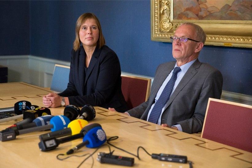 Kersti Kaljulaiul on koos 86 toetusallkirja