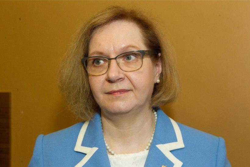 Maris Lauri: õpetajate miinimumpalk võiks tõusta vähemalt 1000 euroni