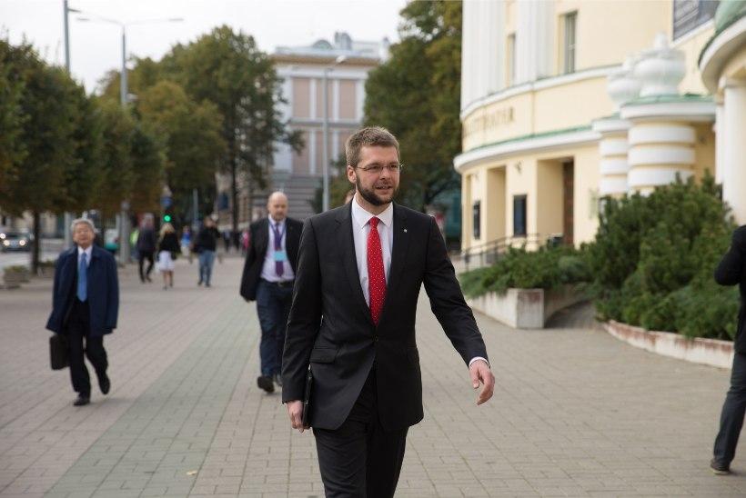 TV3 VIDEO | Jevgeni Ossinovski: Töötukassa hakkab rahastama töötavate inimeste täiend- ja ümberõpet