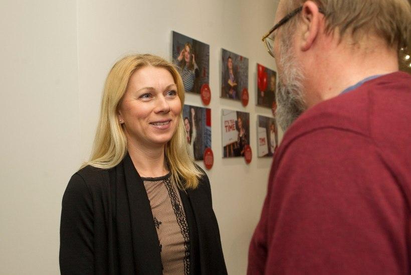 Kristina Šmigun-Vähi pälvis EOK Haridus- ja Teadusministeeriumi stipendiumi