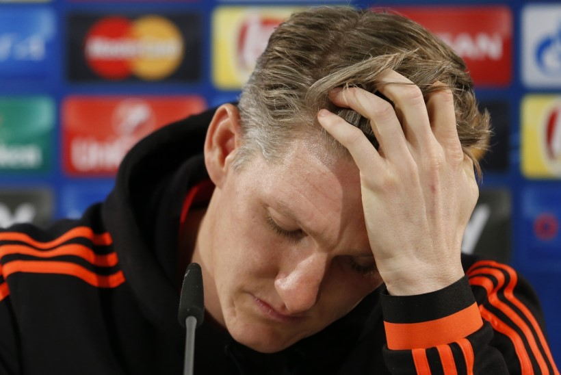 ÕUD JÄTKUB! ManU ei lisanud Schweinsteigerit Euroopa liiga koosseisu