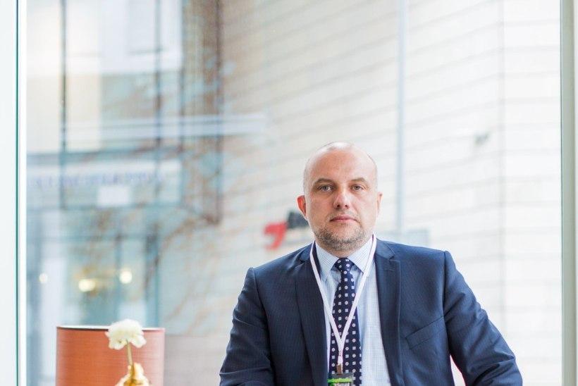 Jüri Luik: väike riik nagu Eesti peab end läbi diplomaatide suureks rääkima!