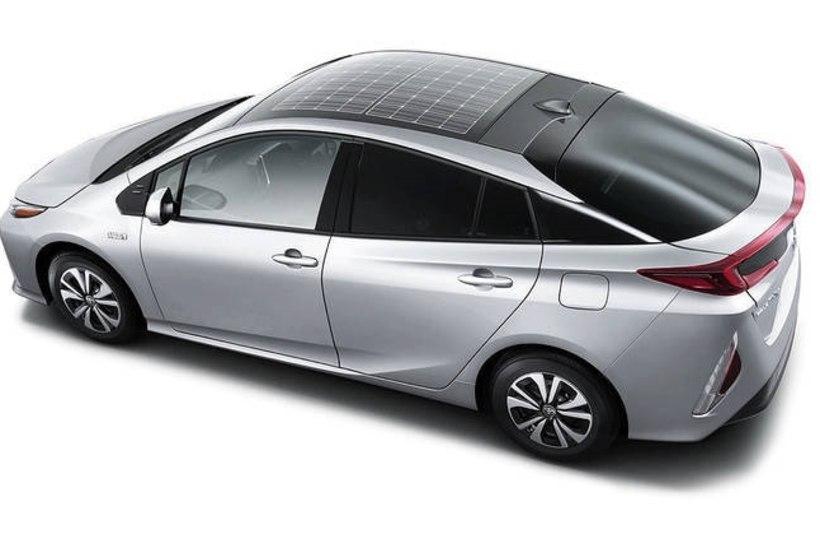 Toyota: isesõitvad autod peavad enne valmimist läbima üle 14 miljardi kilomeetri