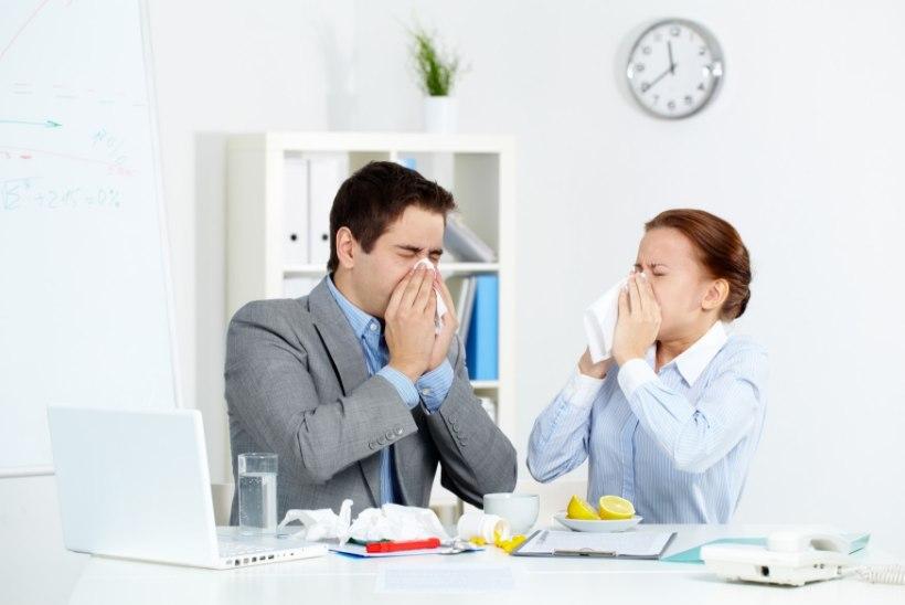Kaitse end sügisese külmetuse ja gripilaine eest