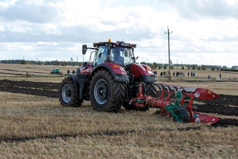 GALERII | Kehtnas selgitati välja Eesti parimad põllukündjad